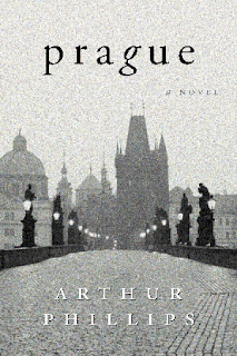 Prague, a novel about Budapest