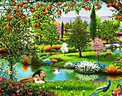 Image result for imagenes del paraiso de dios