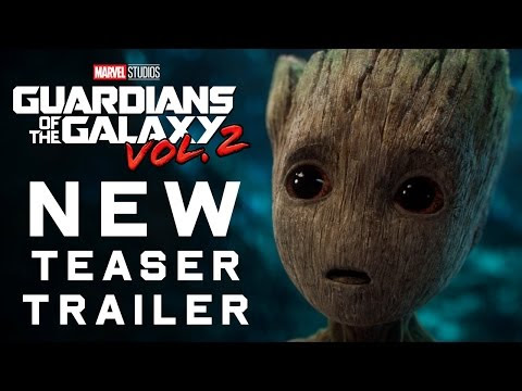 Guardians of the Galaxy vol.2 - Trailer Breakdown
