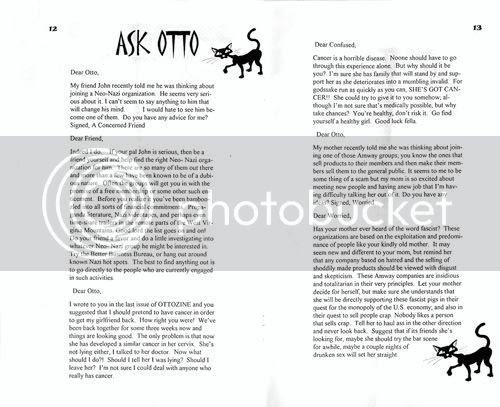 Ottozine Pages 12-13