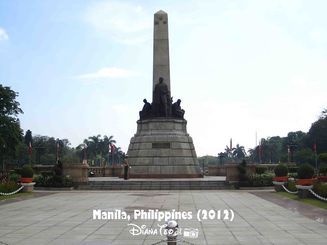 Day 4 - Philippines Rizal Park 01