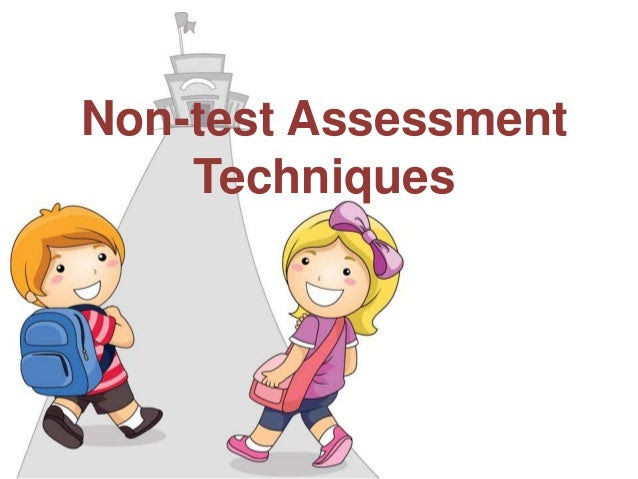 Test and Non-Test