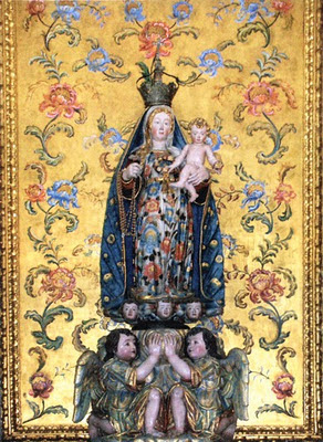 Nossa Senhora do Rosário, rogai por nós! Viva Lepanto!