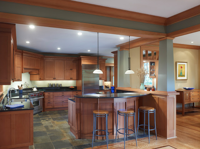 Arts and Crafts - Craftsman - Kitchen - dc metro - by ...