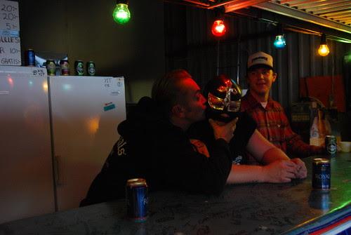 Love at the Junk Bar