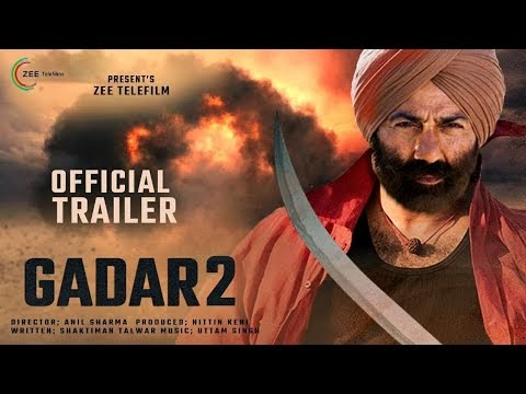 Gadar 2 I Concept Trailer | Sunny Deol, Anil Sharma, Nitin Keni, Sara Ali Khan | Zee Telefilms