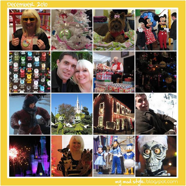 Monthly Mosaic 10x10 dec 2010 2