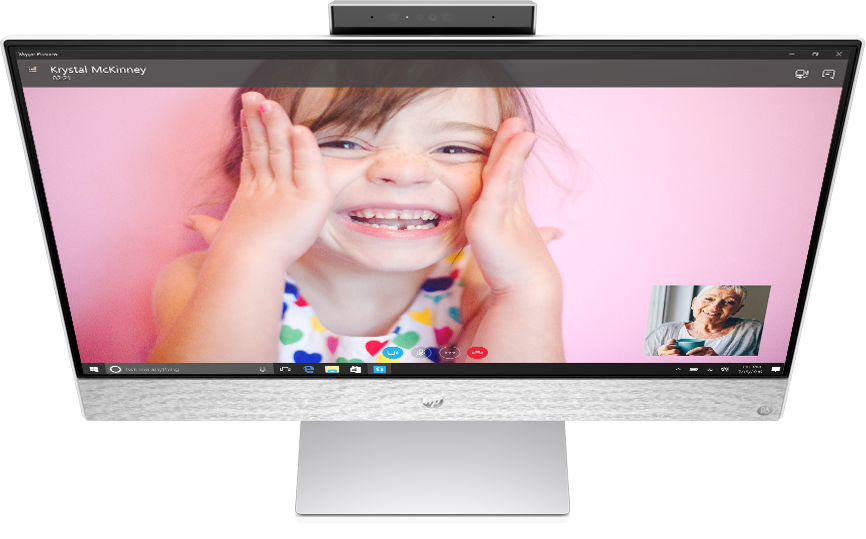 Upgraded HP Pavilion 24 and 27 All in One PCs Have Strong Business Applications