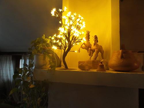 Bonsai led, come albero di Natale by Ylbert Durishti