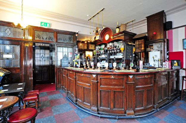 Duke William bar, Stoke-on-Trent