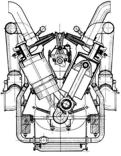 Lancia Tipo 4 and Tipo 5 V-12 Aircraft Engines | Old