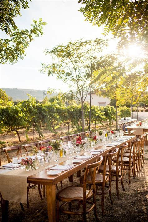 Coral, Pink and Green Sonoma, CA Vineyard Wedding   Sonoma