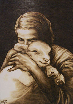 Phirography the shepherd's love
