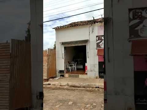 Lanchonete desaba em Simplício Mendes e assusta moradores