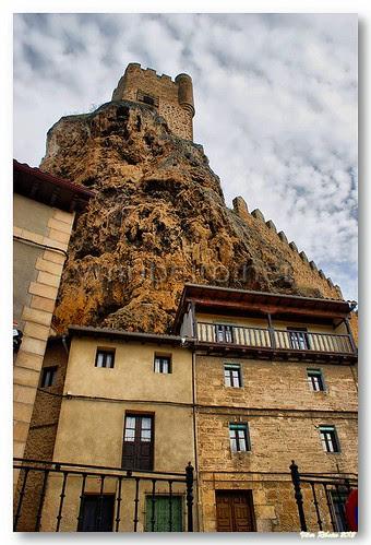 Torre do castelo de Frias by VRfoto