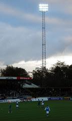 Lyngby Stadion - lystårn