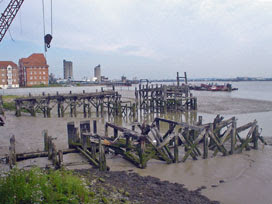 Erith waterfront