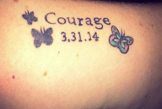 10 Beautiful Cancer Survivor Tattoos