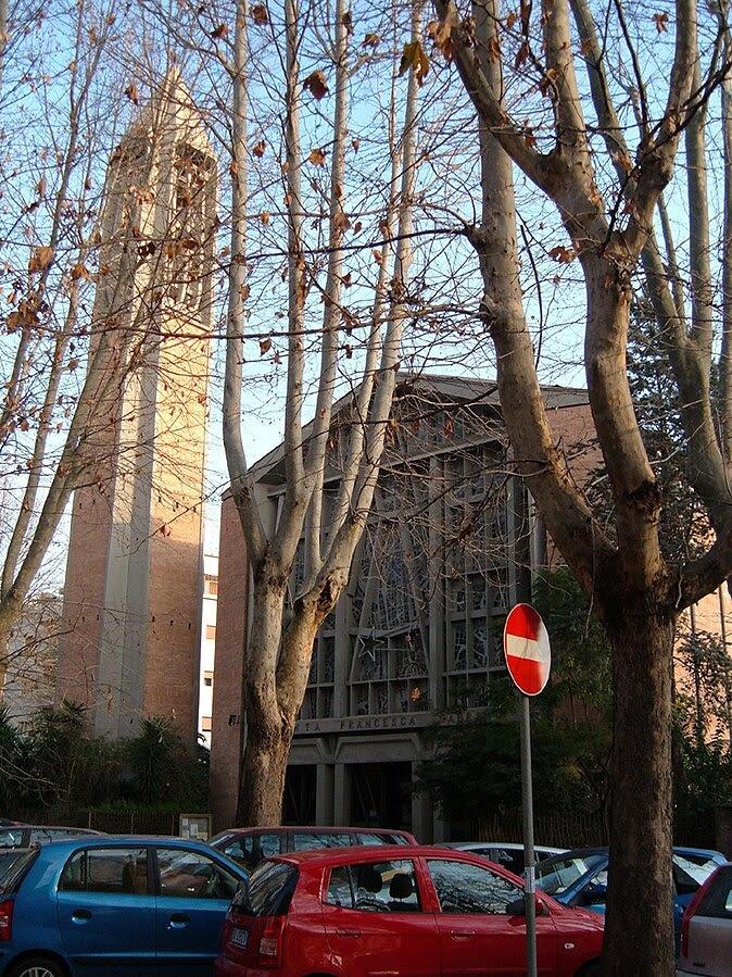 Fil: Nomentano - Santa Francesca Cabrini.JPG