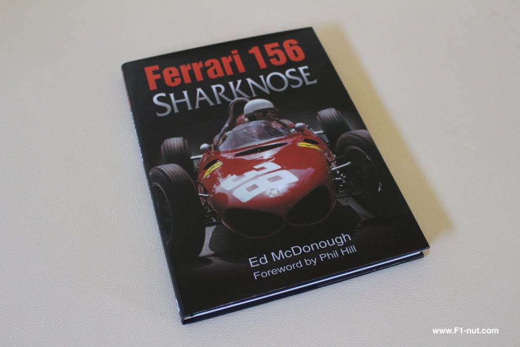 Book Review Ferrari 156 Shark Nose By Ed Mcdonough F1 Nutcom