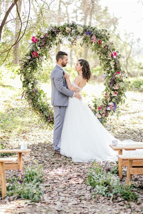 17 Best ideas about Outdoor Wedding Arches on Pinterest
