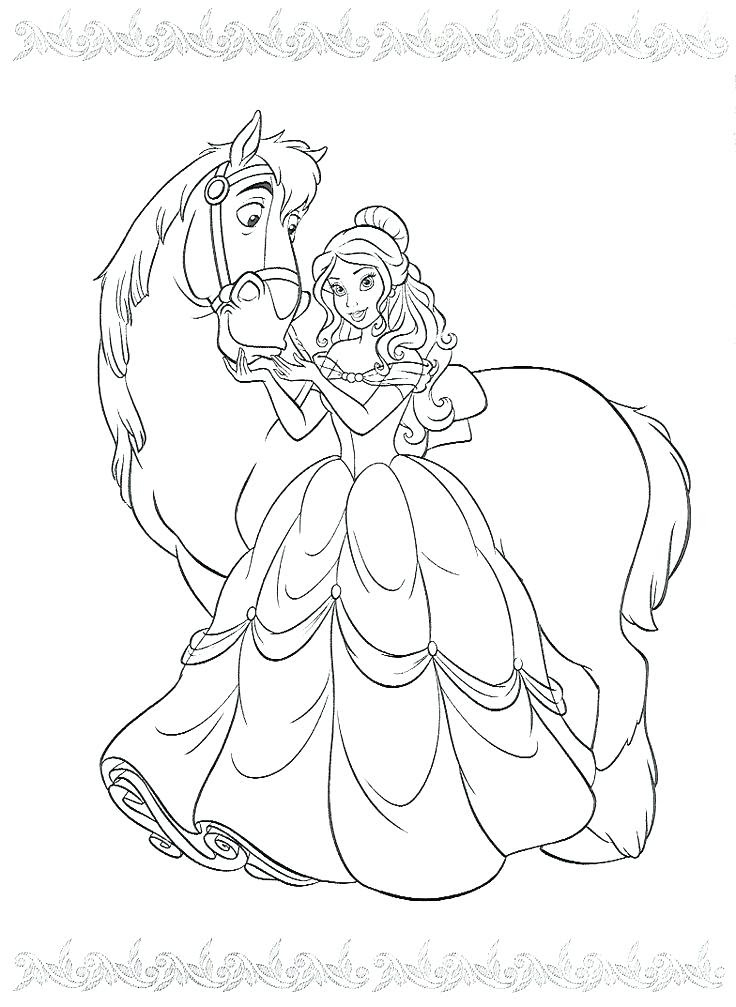 - Princess Elena Of Avalor Coloring Pages - Coloring Pages 2019
