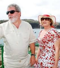 Lula e Marisa passam fim de semana em Jericoacoara