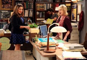 Cristela - Cristela Alonzo and Roseanne Barr