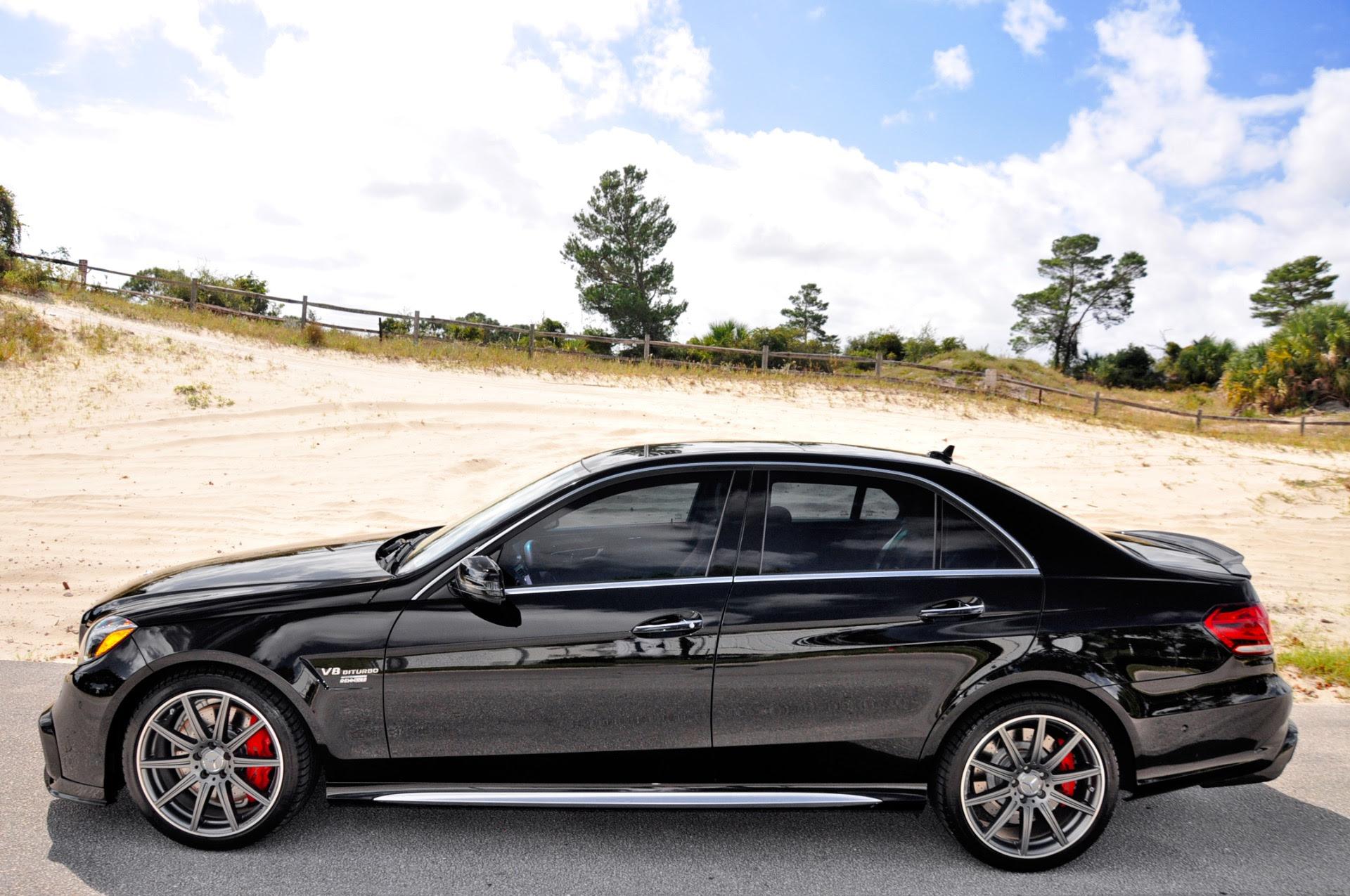 2014 Mercedes-Benz E63 AMG-S RENNtech E63 AMG S-Model ...