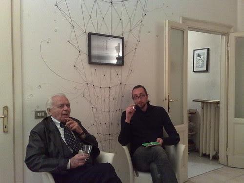 Paolo Barozzi & Emiliano Zucchini by durishti