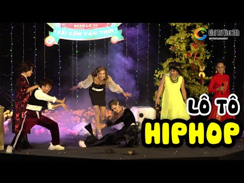 Lô tô show mùng 5 Tết: Lộ Lộ, Nhã Vy QUẨY CỰC SUNG cùng màn nhảy hiphop của vũ đoàn Sài Gòn Tân Thời