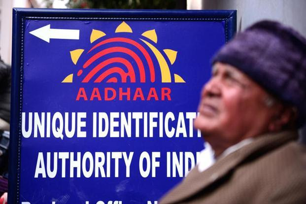 The Supreme Court on Tuesday extended indefinitely its March 31 deadline for linking bank accounts and mobile phone numbers with Aadhaar. Photo: Pradeep Gaur/Mint