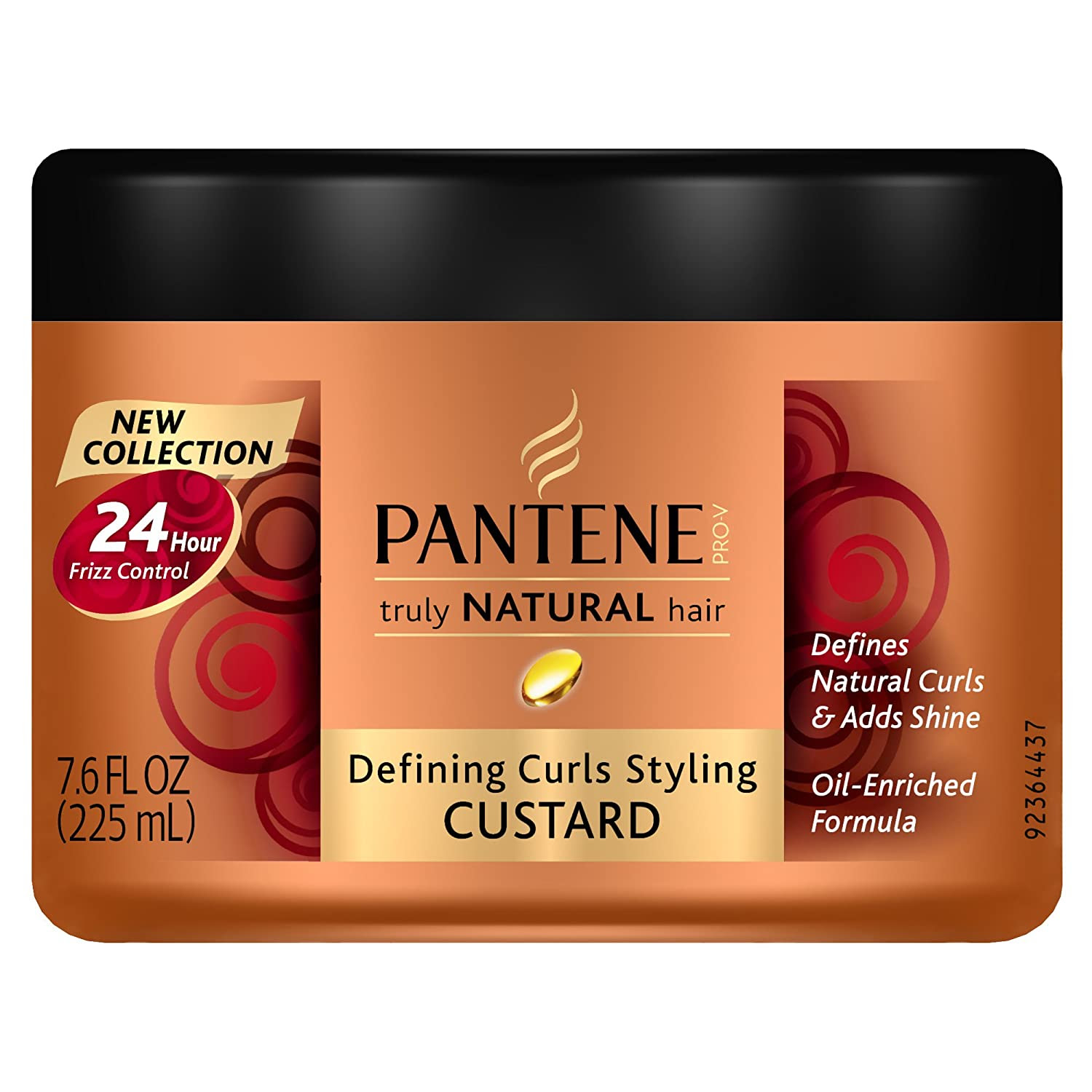 Natural Hair Defining Curls Styling Custard