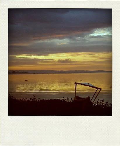 Jinja, lake Victoria