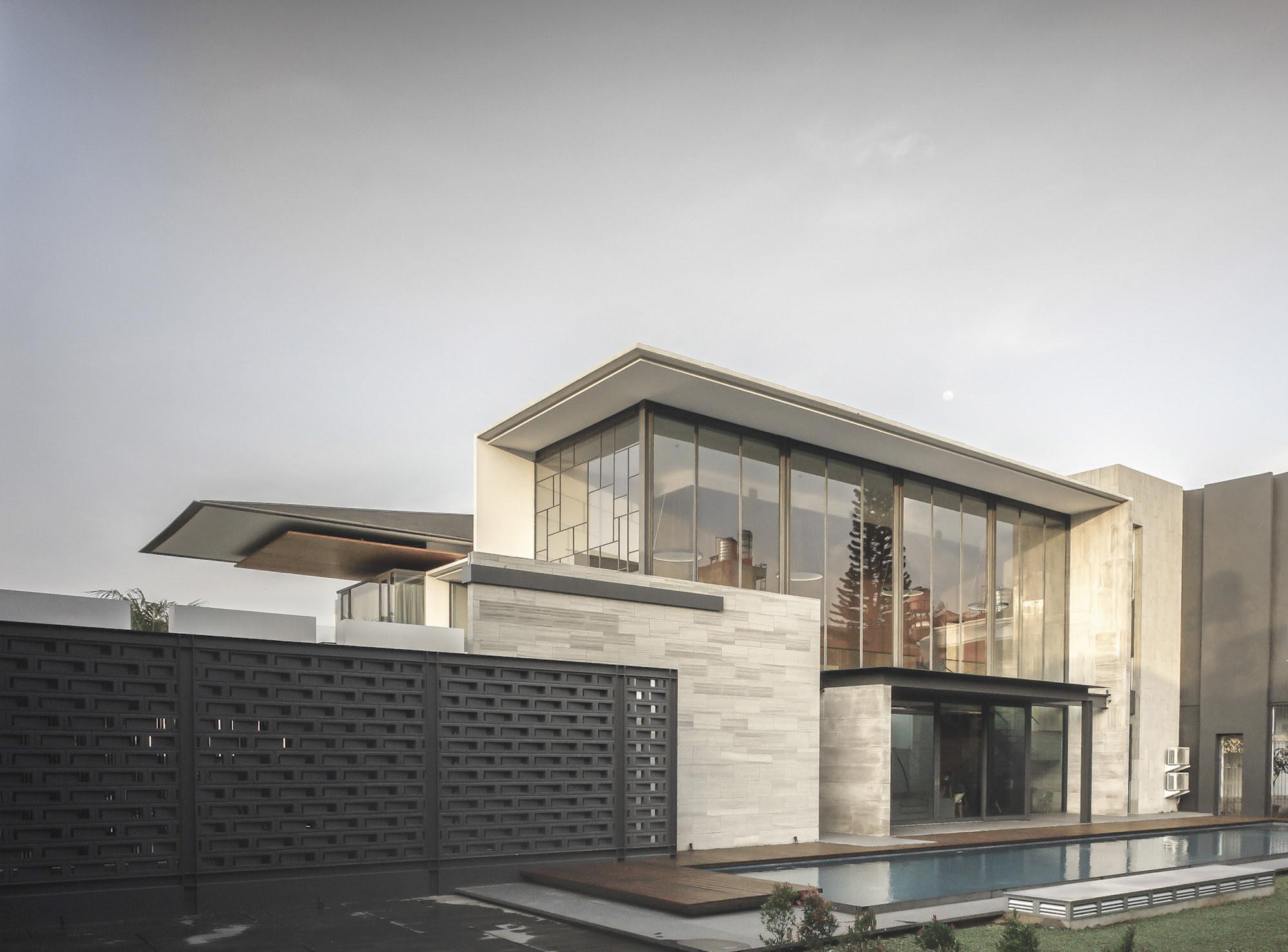 12 Desain Rumah Tropis Modern Didid Hapsoro Feed News Indonesia