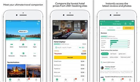 Best iPhone Travel Planner Apps to Plan Your Trip in Style