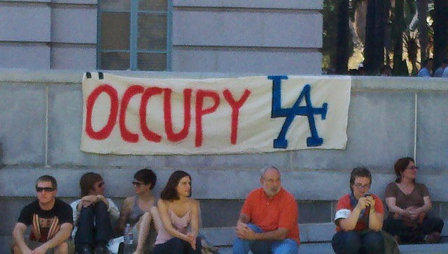 Occupy Los Angeles @ City Hall