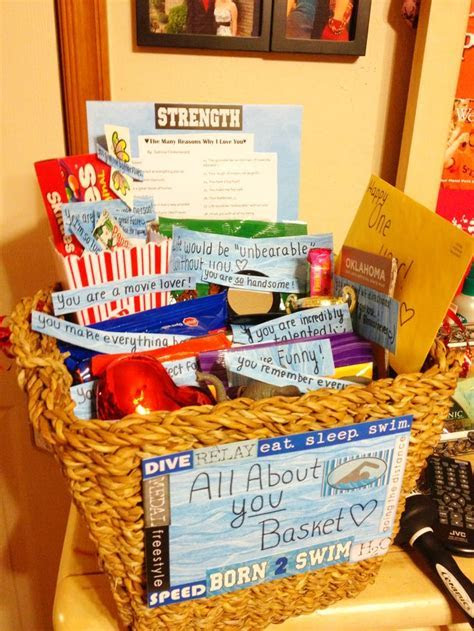 15 DIY Romantic Gifts Basket For Valentine's Day   Feed