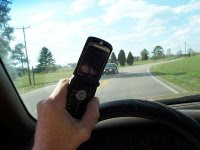 Cell phone use while driving