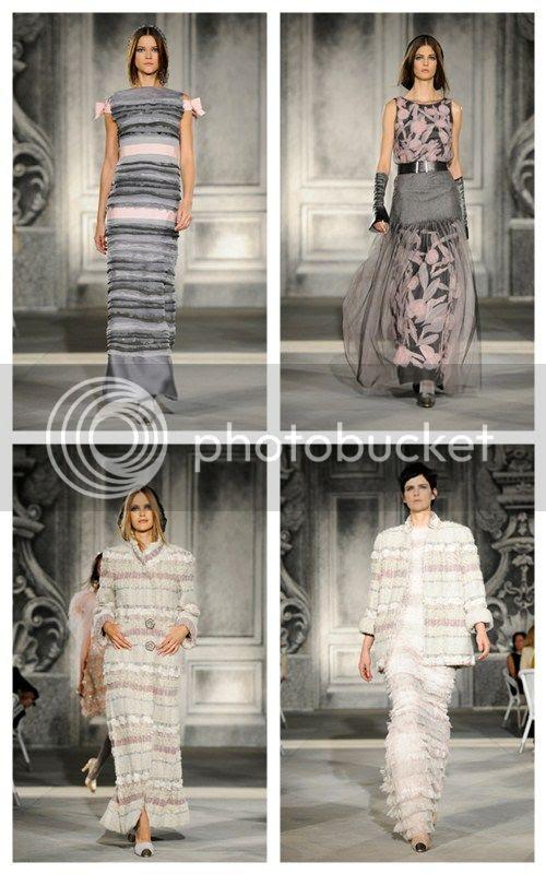 Chanel Fall 2012: Paris Haute Couture