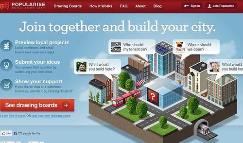 popularize.com screenshot