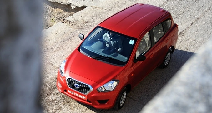 Datsun GO+ MPV Launched in India; Prices Start at Rs 3.79 Lakh