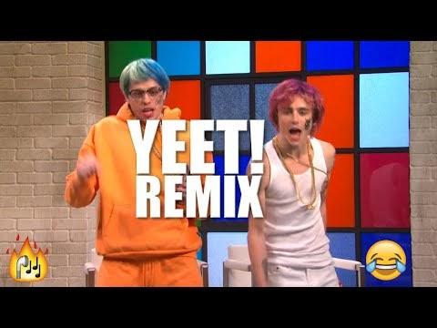 Pete Davidson x Timothee Chalamet - YEET Remix