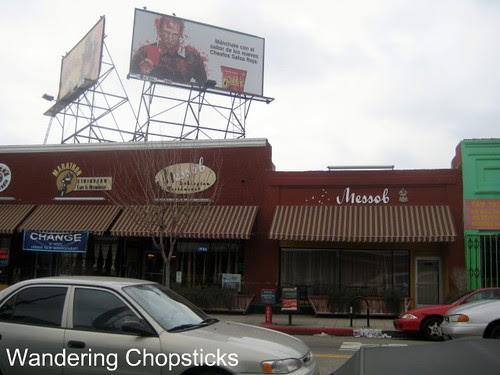 Messob Ethiopian Restaurant - Los Angeles (Little Ethiopia) 1