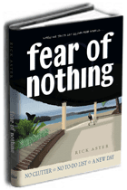 Fear of Nothing - front cover