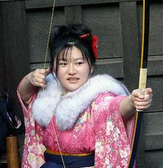 kimono-archer