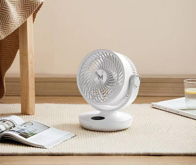 【MACHINO 無線空氣循環扇】WT-F44 慳電節能 搭配冷氣機提升全屋涼快感