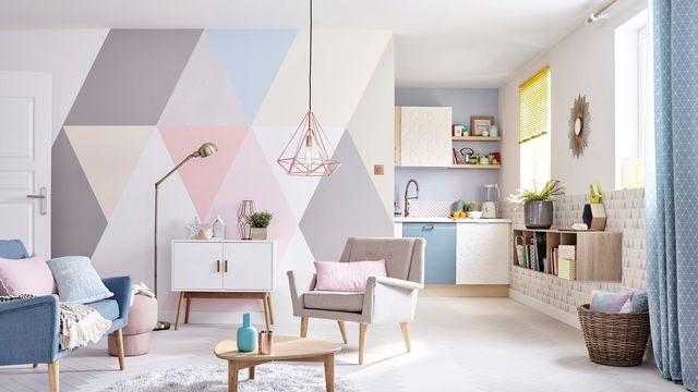 Relooking Salon Des Idées Déco Mettre De La Couleur Côté Maison