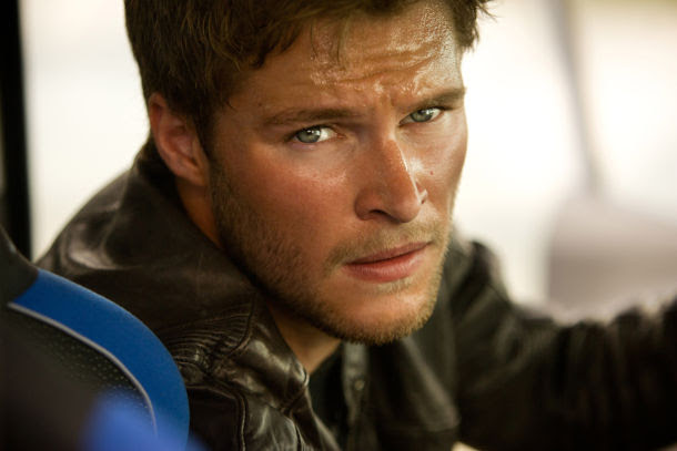 Jack Reynor plays Shane Dyson in Transformers: Age of Extinction.