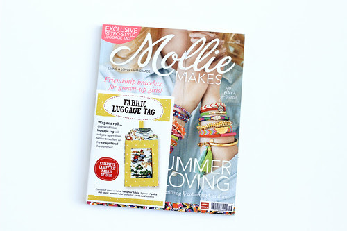 Mollie Makes Issue 16 by Jeni Baker